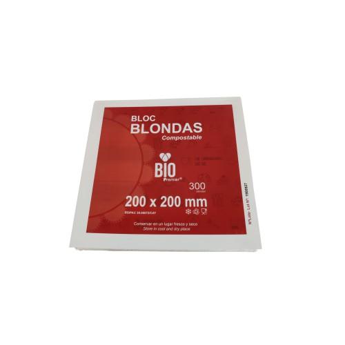 Bloc Blondas Otello - 1 Bloc 300 hojas