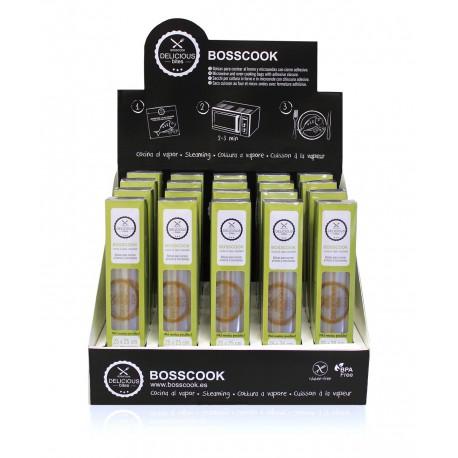 Bolsas Bosscook - Caja 6 Unidades