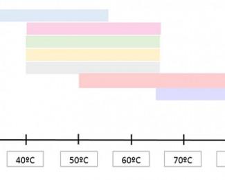 grafico temperaturas cocción